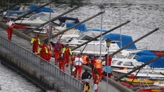 Заподозряна в тероризъм беше репатрирана в Норвегия заедно с децата ѝ