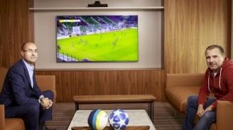 УЕФА разглежда Efbet като американска компания