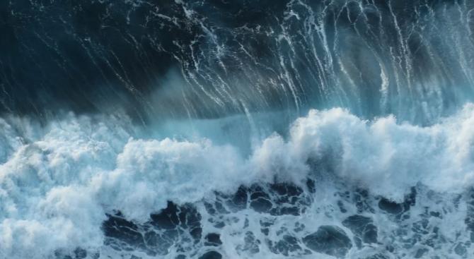 Жълт код за силно вълнение по морето