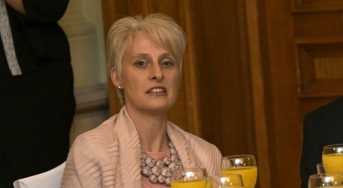Британският посланик Ема Хопкинс замина на работно посещение в Пловдив.