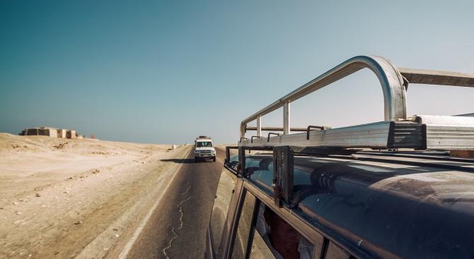 Откриха гореща телефонна линия за чужденци в Египет