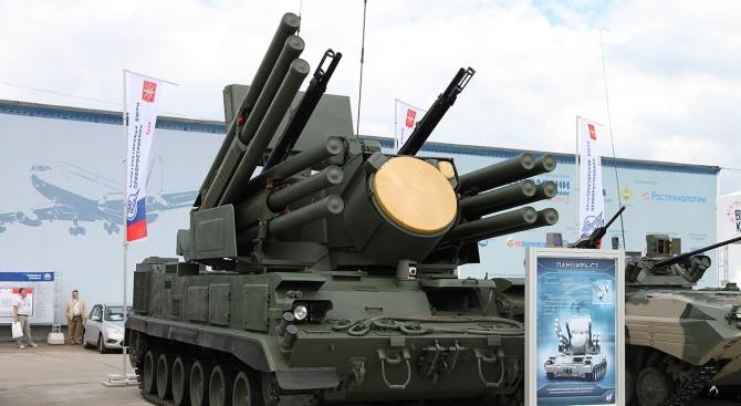 Русия доставя зенитни системи Панцир-С1 за Сърбия в края на февруари