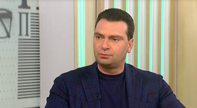 Калоян Паргов: Не софиянци, а перничани ще плащат за водата към тях