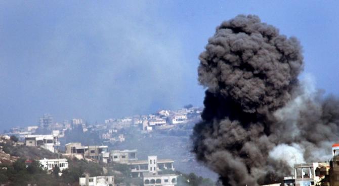 Три ракети паднаха близо до посолството на САЩ в Багдад