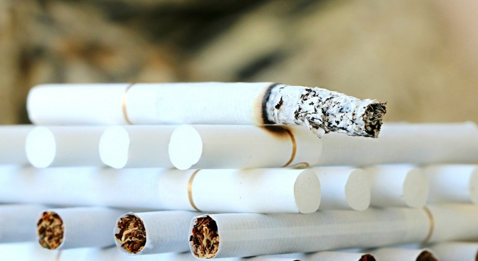 Задържаха над 80 000 къса цигари без бандерол в София