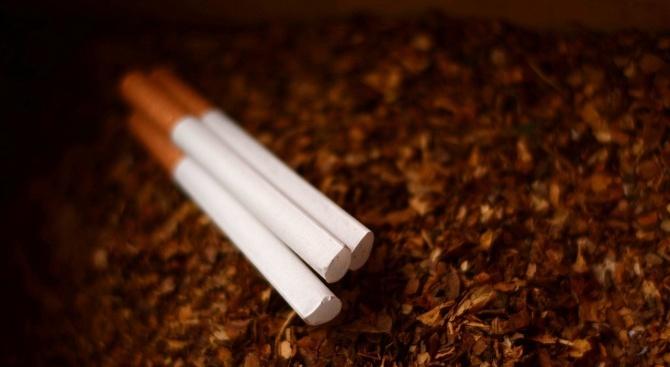 Цигари и тютюн иззеха в Хасково