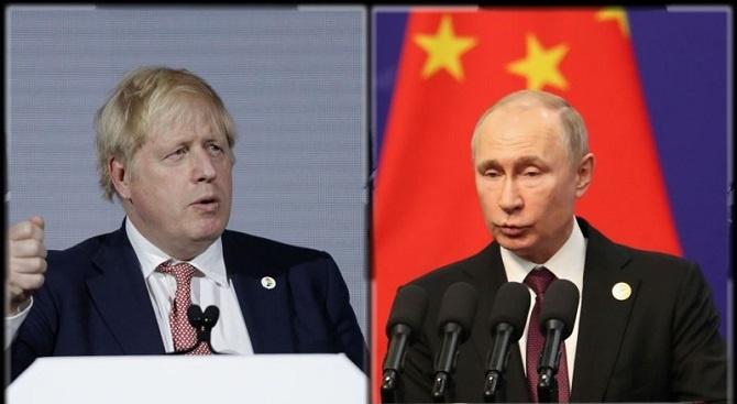 Кремъл: Срещата между Путин и Джонсън беше конструктивна