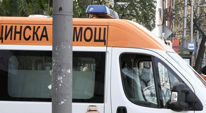 Блъснаха жена в Пловдив