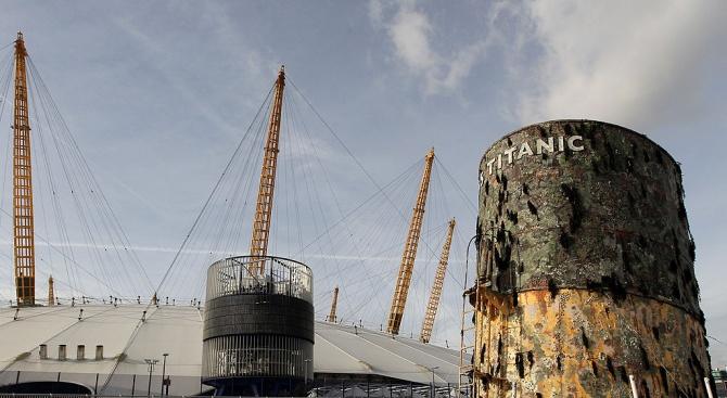 """Останките от """"Титаник"""" вече са защитени от британско-американски договор"""