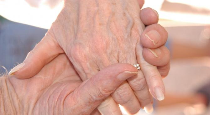 Женени от 65 години съпрузи починаха в един и същи ден