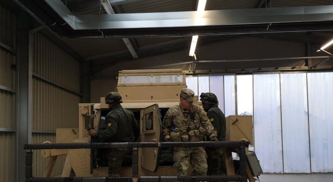 """Започна българо-американската военна подготовка """"Combined Resolve XIII""""в Германия"""