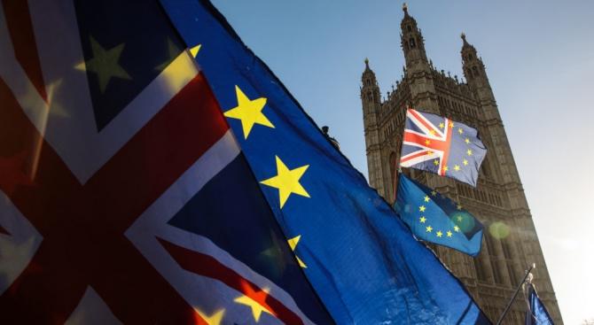 Великобритания желае приятелски отношения с ЕС след Брекзит