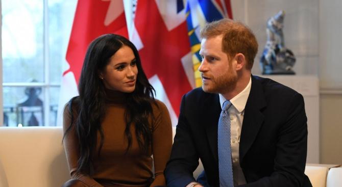 Принц Хари и Меган заплашиха със съд папараци в Канада
