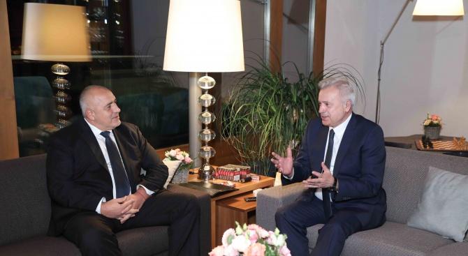 """Борисов към президента на """"Лукойл"""": България се развива устойчиво"""