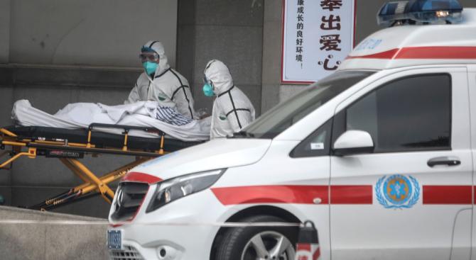 Броят на жертвите на новия коронавирус в Китай расте