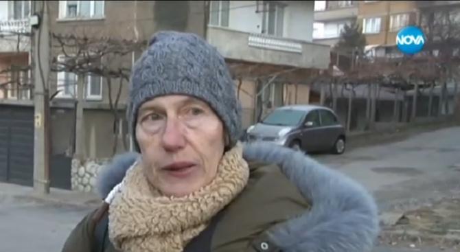Жена разказа за ужаса да я нападне куче