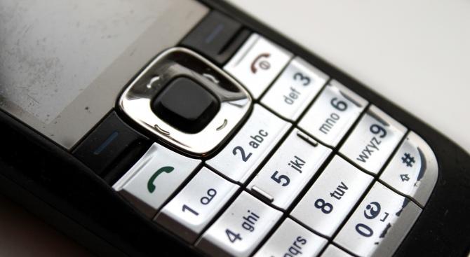 Задържан е мъж, измамил по телефона жена от Търговище. Той