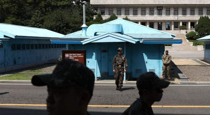 Северна Корея забрани влизането на чужденци заради китайския коронавирус