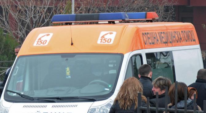 Пътен инцидент край Драговищица