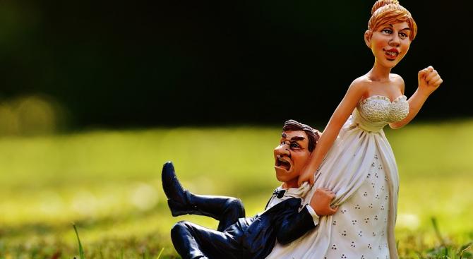 Американка предложи мъжа си за продан заради съсипано пране