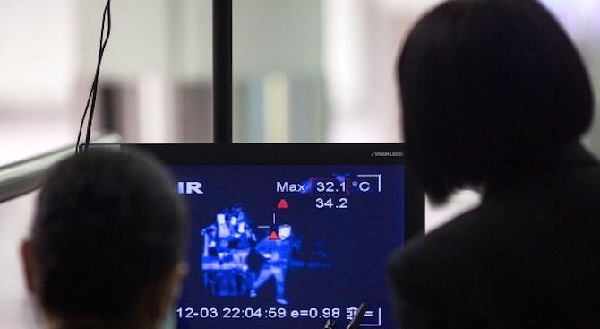 Турция инсталира термокамери на летищата срещу новия коронавирус