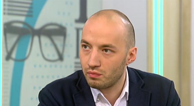 Димитър Ганев: Предсрочни избори след вота са напълно невъзможни