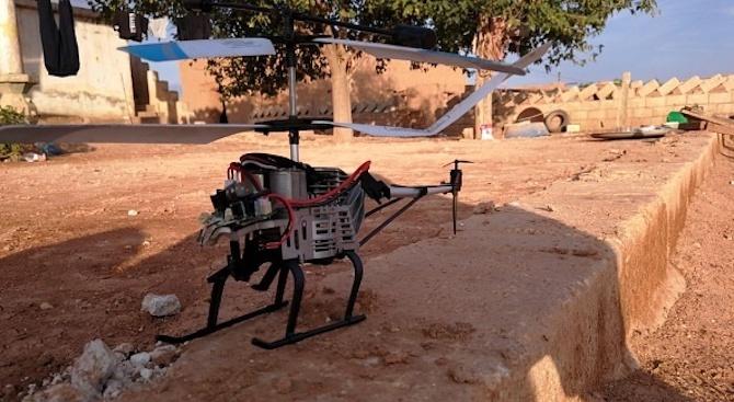 Силите на Хафтар свалили турски дрон край Триполи