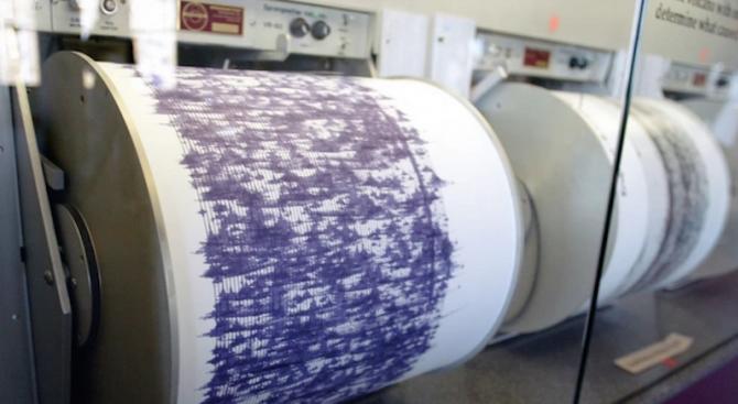 Земетресение в Иран