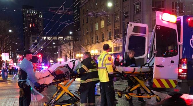 Стрелба с един убит и 7 ранени в Сиатъл