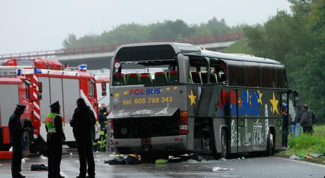 Деца загинаха и пострадаха при катастрофи в Германия