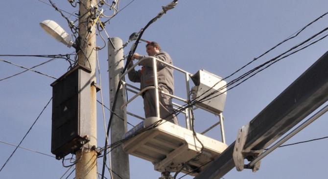 Кражби на ток в Перник и Радомир