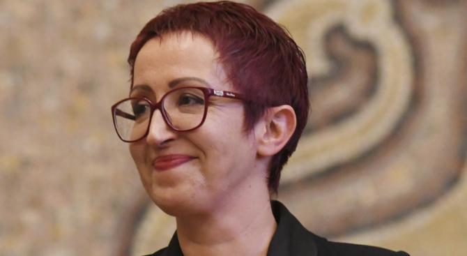 Пленумът на ВСС гласува оставката на Пламена Апостолова