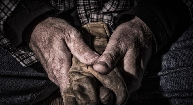 Заетостта сред хората между 55 и 64 години се увеличава