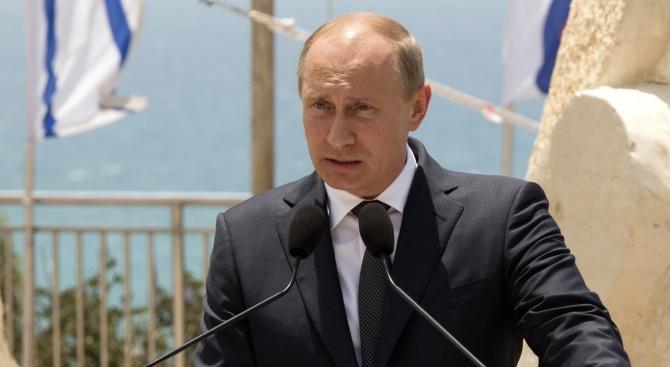 Холокостът е и наша трагедия, това е казал руският президент