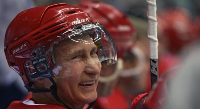 Политическият хокей на Путин