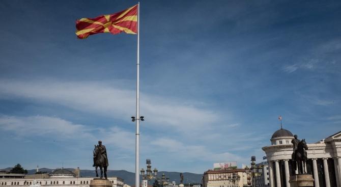 Парламентът в Скопие гласува членството в НАТО и се разпуска ден по-късно