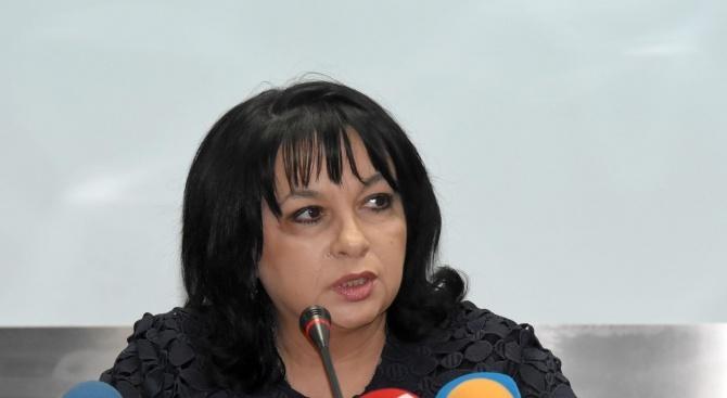 Теменужка Петкова обяви кога трябва да приключи строежа на интерконектора с Гърция