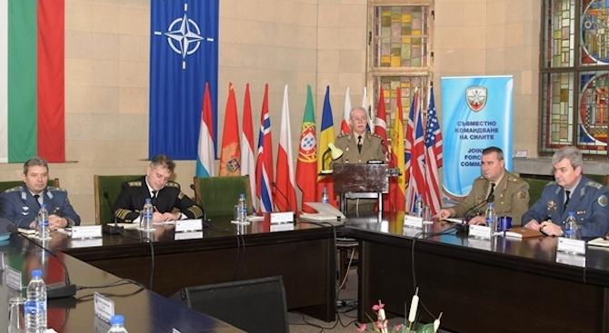 Ген.-лейтенант Любчо Тодоров: Градим способности и международен авторитет сред съюзниците от НАТО