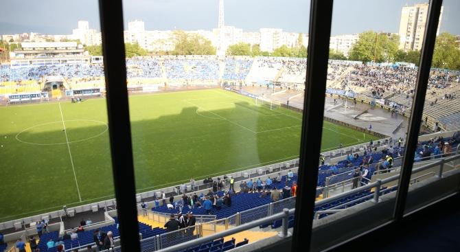 """''Главболгарстрой"""" с позиция относно строителството на стадиона на ПФК ''Левски''"""