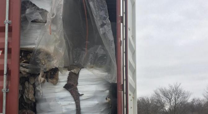 Обсъжда се вносът на отпадъци да се контролира както акцизните стоки