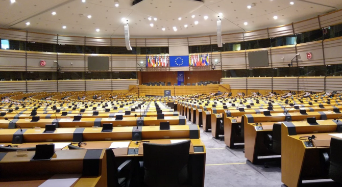 ЕП даде предварително одобрение на споразумението за Брекзит