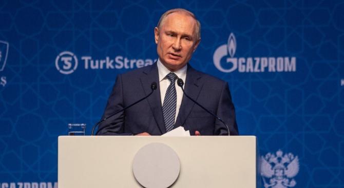 Путин с предложение към петте постоянни членки на Съвета за сигурност