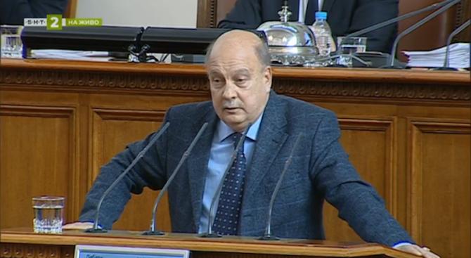 Георги Марков: БСП искат пир по време на чума