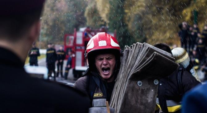 Четири пожара за 24 часа във Великотърновско