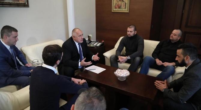 """Борисов към феновете на """"Левски"""": Ако искате да го има този клуб, акциите трябва да са при вас"""