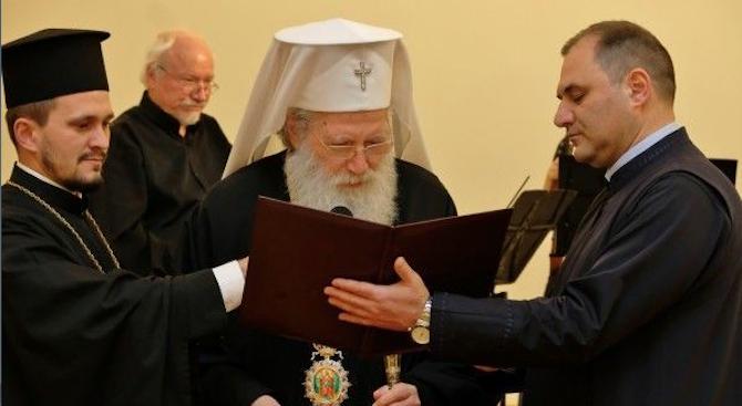Патриарх Неофит се срещна с областни управители, кметове и архиерейски наместници от Софийската епархия