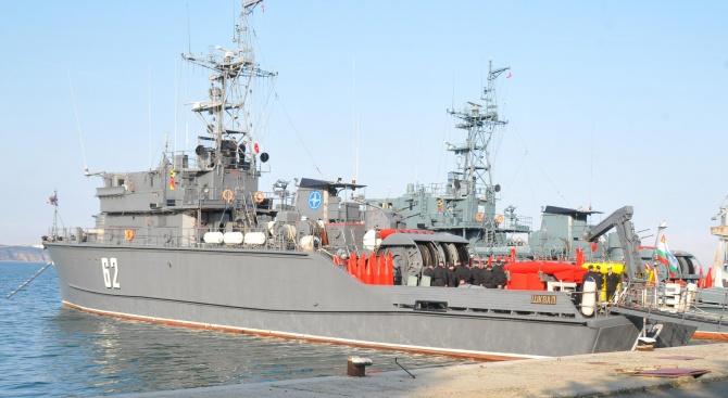 Кораби от Втората постоянна противоминна група на НАТО ще посетят Варна