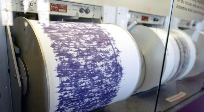 Ново земетресение в Турция