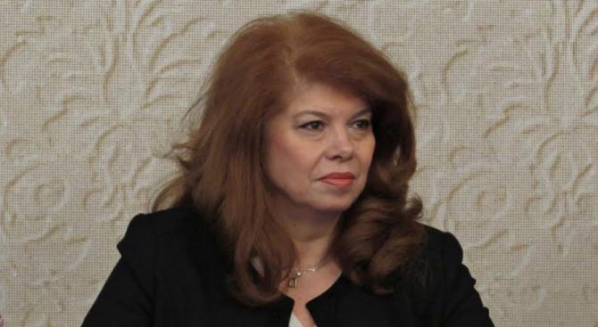 Йотова: България трябва да отстоява запазването на политиката на сближаване
