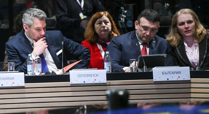 Младен Маринов: Ключът към успешна и ефективна система на миграция и убежище е тя да е приложима, устойчива и справедлива